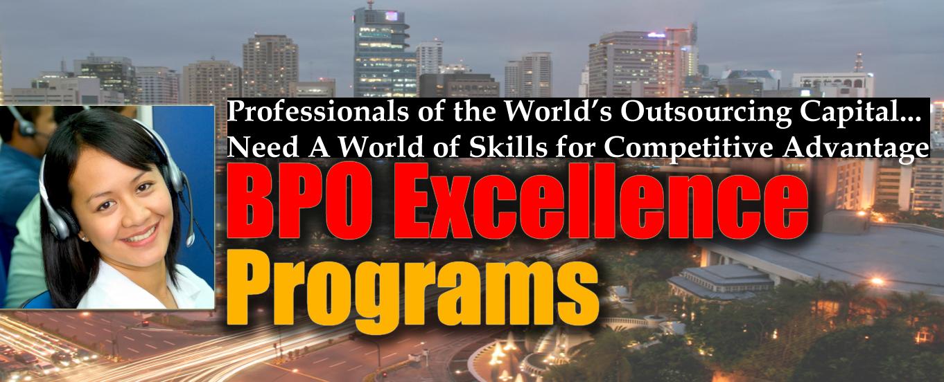 BPO Excellence Programs