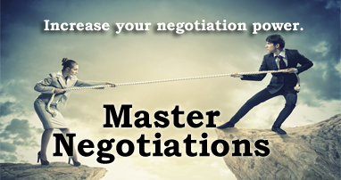 Small Banner - Master Negotiations