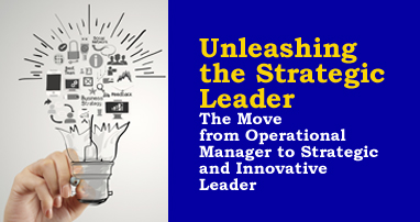 Small Banner - Unleashing the Strategic leader