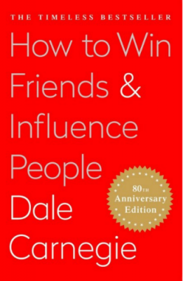 How to Win Friends Influence People Book Cover