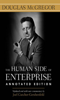 The Human Side of Enterprise Book Cover