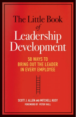 The Little Book of Leadership Development Book Cover