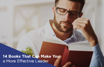 14 Books That Can Make You a More Effective Leader