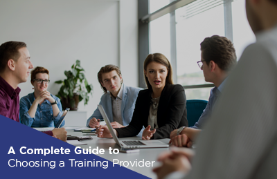 A Complete Guide to Choosing a Training Provider + FREE Checklist