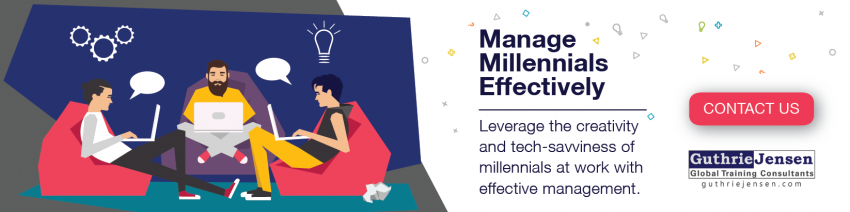Manage Millennials Effectively