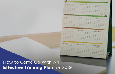How to Come Up With An Effective Training Plan for 2019
