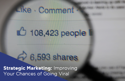 Strategic Marketing: Improving Your Chances of Going Viral