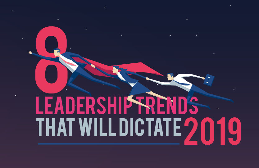 8 Leadership Trends That Will Dictate 2019