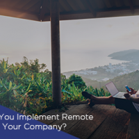 Should You Implement Remote Work in Your Company?